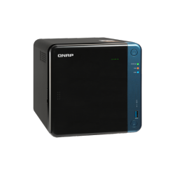 QNAP NAS 4BAY TWR J3455 1.5GHZ 2GB 2LAN