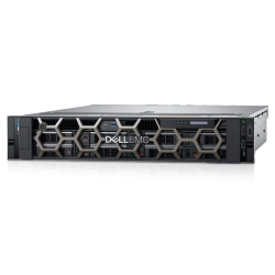 Server Dell PowerEdge R740 Intel Xeon Silver 4210 2.2G (10C/20T) 2 x 16GB RDIMM-2933MT/s 2 x 600GB 10K RPM SAS (up to 8 x 3.5