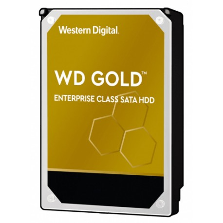 HDD Server WD Gold (3.5'', 8TB, 128MB, 7200 RPM, SATA 6 Gb/s)