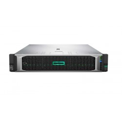HPE ProLiant DL380 Gen10 - rack-mountable - Xeon Silver 4210 2.2 GHz - 32 GB - no HDD