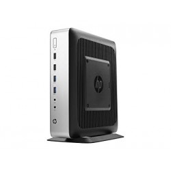 HP t730 - tower - R-series RX427BB 2.7 GHz - 8 GB - flash 32 GB