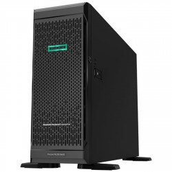 HPE ProLiant ML350 Gen10 Base - tower - Xeon Silver 4210 2.2 GHz - 16 GB - no HDD