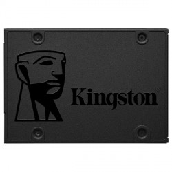 "KINGSTON A400 1.92TG SSD, 2.5"" 7mm, SATA 6 Gb/s, Read/Write: 500 / 450 MB/s"