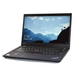 "ThinkPad T490s, 14"" FHD (1920x1080) LowP IPS 400nits AG, Intel Core i7-8565U, 16GB, Integrated Gfx, 512GB Opal2, Fibocom L830-EB"