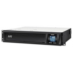 APC Smart-UPS C 1500VA 2U LCD - UPS (rack-mountable) - AC 230 V - 900 Watt - 1500 VA - USB - output connectors: 4 - 2U - black
