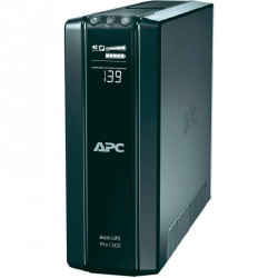 APC Power Saving Back-UPS Pro 1500, 1500VA/865W, AVR, 230V, 3yw