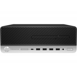 HP ProDesk 600 G5 MT , PLA250W  , Intel Core i7-9700 , 16GB , 256GB SSD , DVD-WR , USB  Slim kbd , mouseUSB , HP VGA Port, W10p6