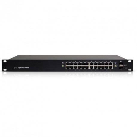 Ubiquiti EdgeSwitch 24 Port Gigabit 24V