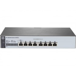 HP 1820-8G Switch Managed 8 x RJ45 autosensing 10/100/1000 ports Limited Lifetime Warranty 2.0