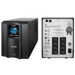 APC SMART-UPS C 1000VA TOWER