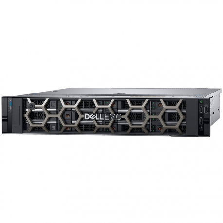 Dell PowerEdge R540 Rack Server Intel Xeon Silver 4214/2.2G(12C/24T) 16GB(1x16GB)2666 MT/s RDIMM 600GB 10K RPM SAS(up to 12 Hot