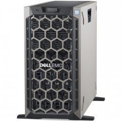 Dell PowerEdge T440 Tower Server Intel Xeon Silver 4208 2.1G (8C/16T) 16GB(1x16GB) 2666 MT/s RDIMM 600GB 10K RPM SAS - 2.5in H