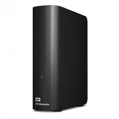 "EHDD 2TB WD 3.5"" ELEMENTS BLACK"
