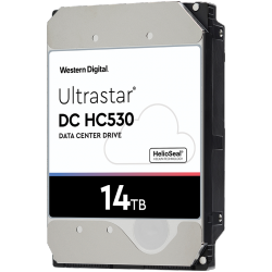 Western Digital Ultrastar DC HDD HC530 (3.5 14TB 512MB 7200 RPM SATA 6Gb/s 512E SE) SKU: 0F31284