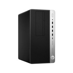 HP ProDesk 600 G5 MT , PLA250W , Intel Core i5-9500 , 8GB , 256GB SSD , DVD-WR, USB  Slim kbd , mouseUSB , HP VGA Port, W10p64 ,
