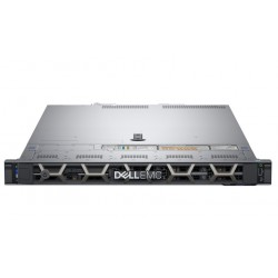Dell PowerEdge R440 Rack Server Intel Xeon Silver 4214 2.2G (12C/24T) 16GB(1x16GB) 2666MT/s RDIMM 600GB 10K RPM SAS(2.5 up to 8