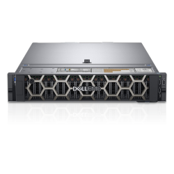 Dell PowerEdge R740 Rack Server Intel Xeon Silver 4214 2.2G(12C/24T) 2x16GB RDIMM 2933MT/s 2x600GB 10K RPM SAS(up to 8 x 3.5 SA
