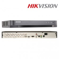 DVR TURBO HD 4MP 16CH 1XSATA AUDIO