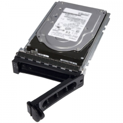 DELL 1.2TB 10K RPM SAS 12Gbps 512n 2.5in Hot-plug Hard Drive 3.5in HYB CARR CK
