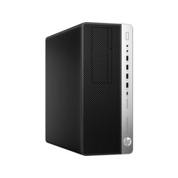 HP EliteDesk 800 G4 - Workstation Edition - tower - Core i7 8700 3.2 GHz - 8 GB - 1 TB - UK
