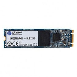 KINGSTON A400 480G SSD M.2 2280 SATA 6 Gb/s Read/Write: 500 / 450 MB/s