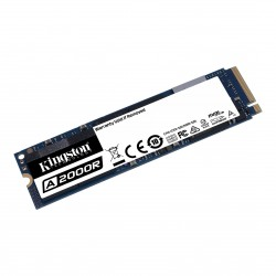 KINGSTON A2000 1000G SSD, M.2 2280, NVMe, Read/Write: 2200 / 2000 MB/s, Random Read/Write IOPS 250K/220K