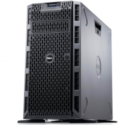 Dell PowerEdge T40 Tower Server Intel Xeon E-2224G 3.5GHz(4C/4T) 8GB(1x8GB)2666MT/s DDR4 ECC UDIMM 1TB 7.2K RPM SATA(3.5 Chassi