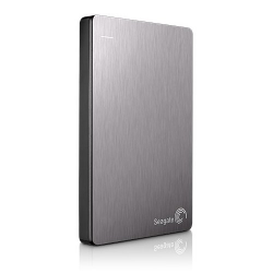 SEAGATE HDD External Backup Plus Portable (2.5'',2TB,USB 3.0) Silver