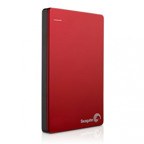 SEAGATE HDD External Backup Plus Portable (2.5'',2TB,USB 3.0) Red