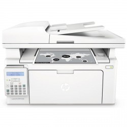 HP LaserJet Pro MFP M130fw - multifunction printer - B/W
