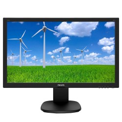 MONITOR 23.6 PHILIPS 243S5LHMB