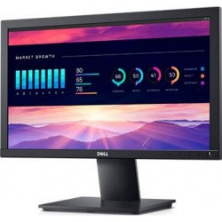 Monitor LED Dell E1920H 18.5 TN 1366x768 Antiglare 16:9 600:1 200 cd/m2 5ms 65 /90 DP 1.2 VGA