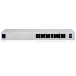 UBIQUITI UNIFI SWITCH 24-PORT POE L2