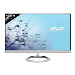 "Monitor 25"" ASUS MX259H, FHD 1920*1080, IPS, 16:9, WLED, 5 ms, 250 cd/m2"