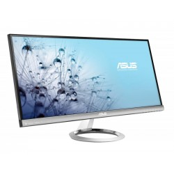 "Monitor 29"" ASUS LED MX299Q, AH-IPS, 21:9, 2560x1080, 5ms, 300cd/mp, 80M:1/ 1000:1, 178/178, Flicker free, DVI, HDMI/ MHL, DP,"