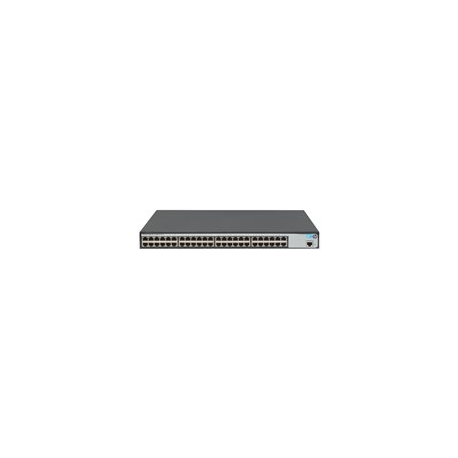 HPE OfficeConnect 1620 48G Switch 48 x RJ45 autosensing 10/100/1000 ports Managed Limited Lifetime Warranty 2.0