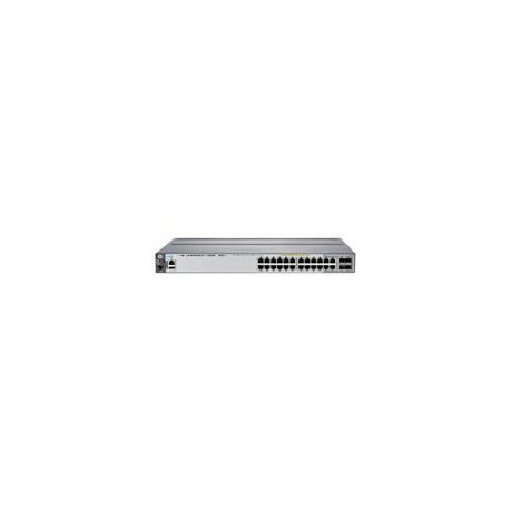 HP 2920-24G-POE+ Switch - Switch - L3 - Managed - 20 x 10/100/1000 + 4 x combo Gigabit SFP - rack-mountable - PoE+