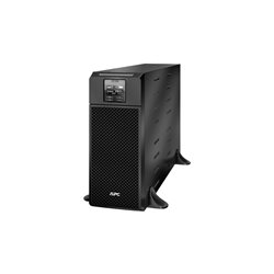 APC Smart-UPS SRT 6000VA - UPS - AC 230 V - 6000 Watt - 6000 VA - Ethernet 10/100, USB - output connectors: 13 - black