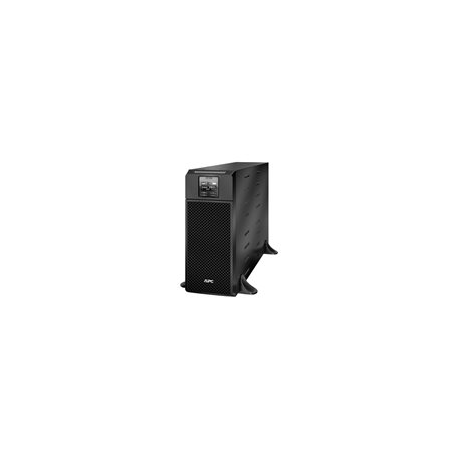 APC Smart-UPS SRT 6000VA - UPS - AC 230 V - 6000 Watt - 6000 VA - Ethernet 10/100, USB - 13 Output Connector(s) - black