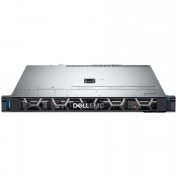 Dell PowerEdge R340 Rack Server Intel Xeon E-2224 3.4GHz(4C/4T) 16GB(1X16GB)2666 MT/s UDIMM 2x4TB 7.2K RPM SATA(3.5 Chassis up