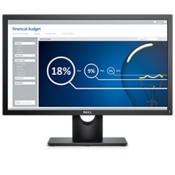 "Monitor LED DELL E-series E2316H 23"", 1920x1080, 16:9, TN, 1000:1, 160/170, 5ms, 250 cd/m2, VESA, 5ms, VGA, DisplayPort, Black"