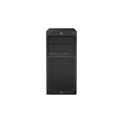 HP Workstation Z2 G4 - MT - Core i7 9700K 3.6 GHz - 16 GB - SSD 512 GB, HDD 2 TB - UK