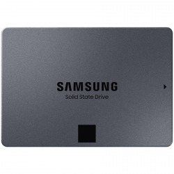 "SAMSUNG 870 QVO 1TB SSD, 2.5"" 7mm, SATA 6Gb/s, Read/Write: 560 / 530 MB/s, Random Read/Write IOPS 98K/88K"