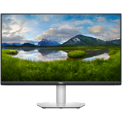 Monitor LED DELL S2721DS 27 QHD 2560x1440 @ 75Hz 16:9 IPS 1000:1 4ms 350 cd/m2 VESA HDMI DP Pivot Speakers Height