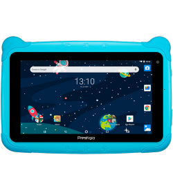 Prestigio Smartkids PMT3197_W_D_BE wifi 7 1024 600 IPS display up to 1.3GHz quad core processor android 8.1(go edition) 1
