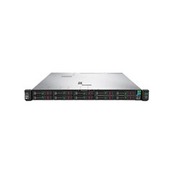 HPE ProLiant DL360 Gen10 Entry - rack-mountable - Xeon Silver 4208 2.1 GHz - 16 GB - no HDD