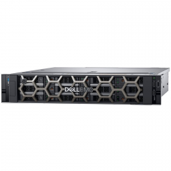 Dell PowerEdge R540 Rack Server Intel Xeon Silver 4210 2.2G(10C/20T) 16GB(1x16GB)3200 MT/s RDIMM 2x480GB SSD SATA(up to 12 Hot P