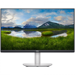 Monitor LED DELL S2721QS 27 4K UHD 3840x2160 @ 60Hz 16:9 IPS 1300:1 4ms 350 cd/m2 VESA HDMI DP Pivot Speakers Heig