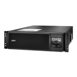 APC Smart-UPS SRT 5kVA/4.5kW, 230V, RM 3U, Double Conversion Online, Extended runtime model, card AP9631, 3 years warranty for U