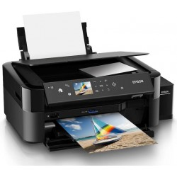 Epson L850, Inkjet Printers, Consumer/Plain, Letter, 6 Ink Cartridges, MCYlMKlC, Print, Scan, Copy, Manual, 5,760 x 1,440 dpi, 3